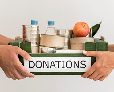 donasi makanan